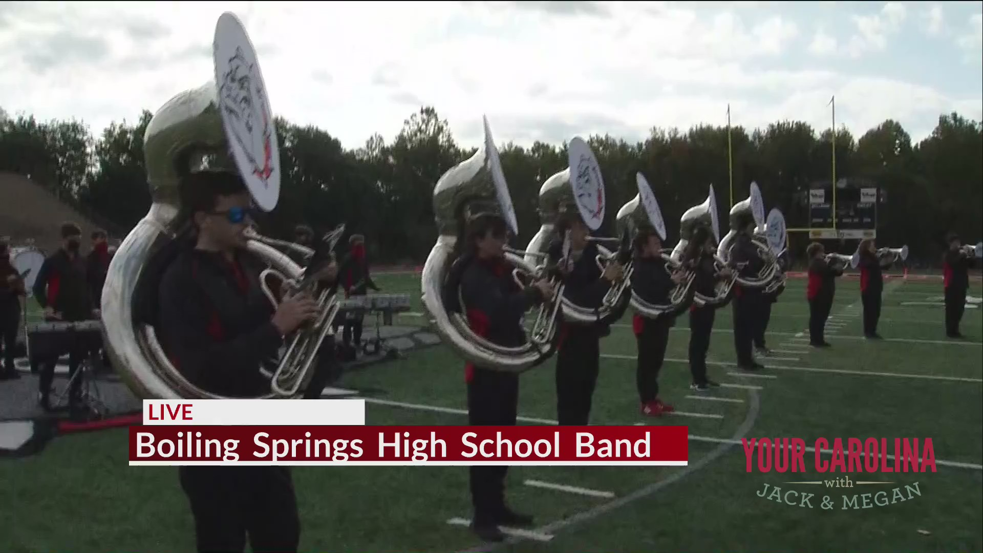 Boiling Springs High School Band