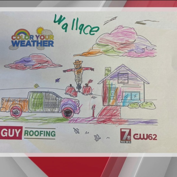 Color your Weather from Wallace