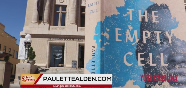 Greenville author explores city's past racial injustice with new novel, The Empty Cell