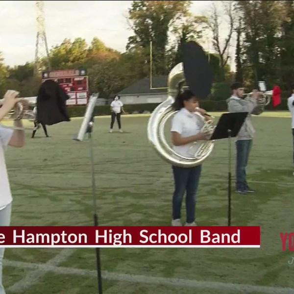 Meet Wade Hampton High School Band