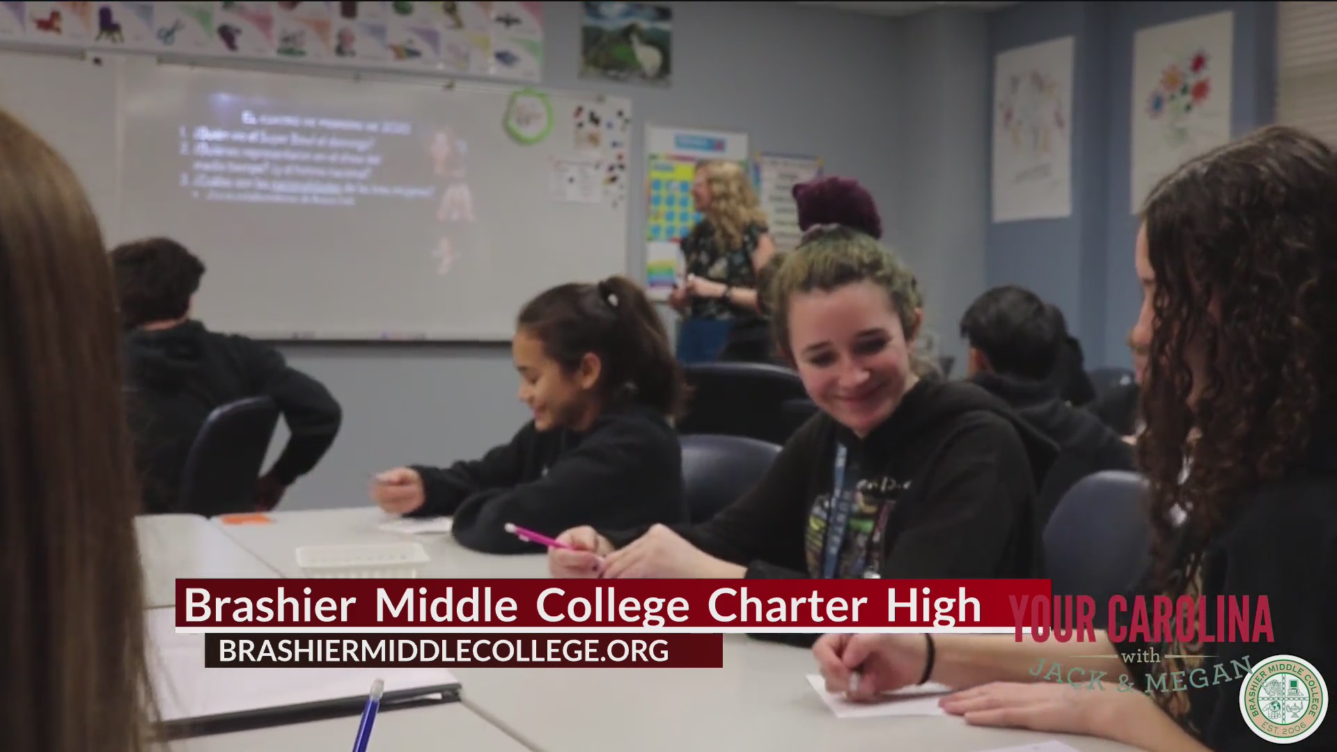 Brashier Middle College Charter High School