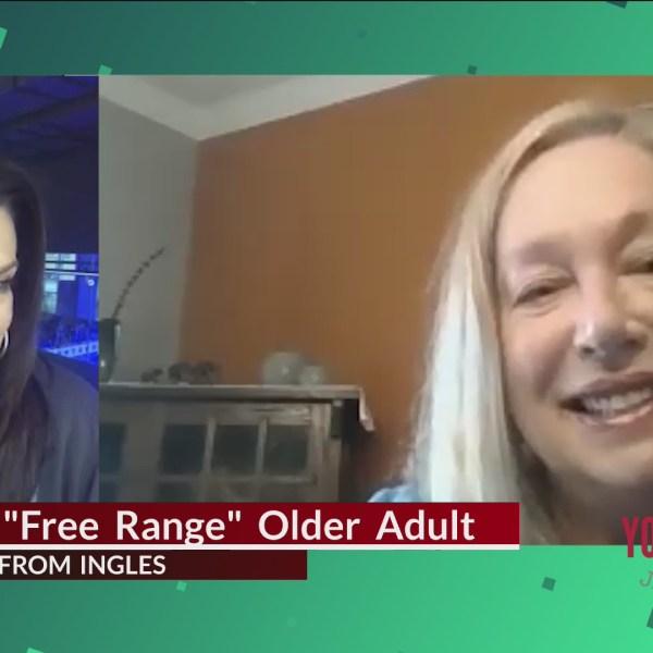 """Be a """"Free Range"""" Older Adult"""