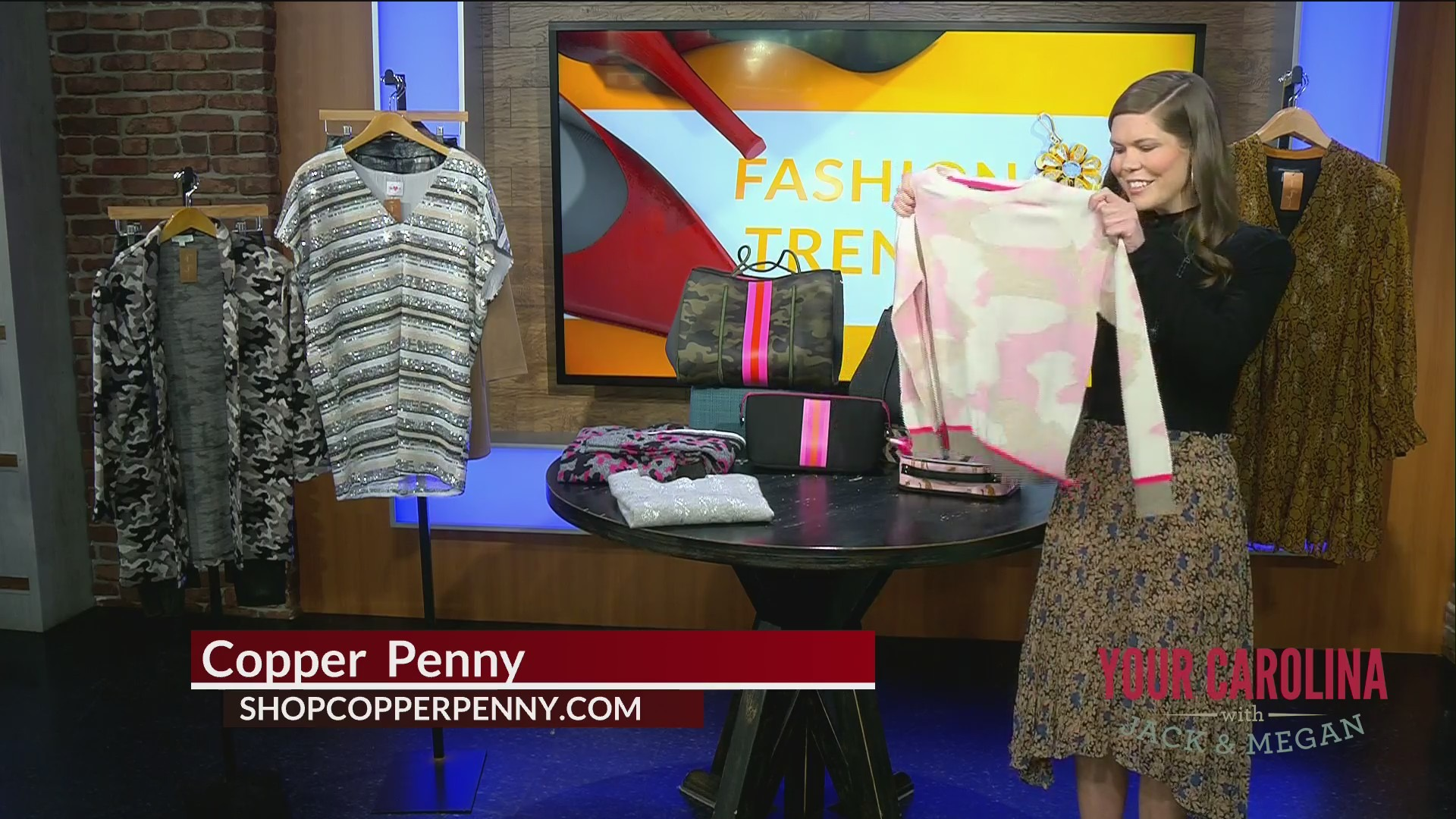 Holiday Fashion Trends From Copper Penny