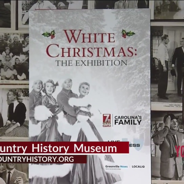Upcountry History Museum White Christmas: The Exhibition On Display Now