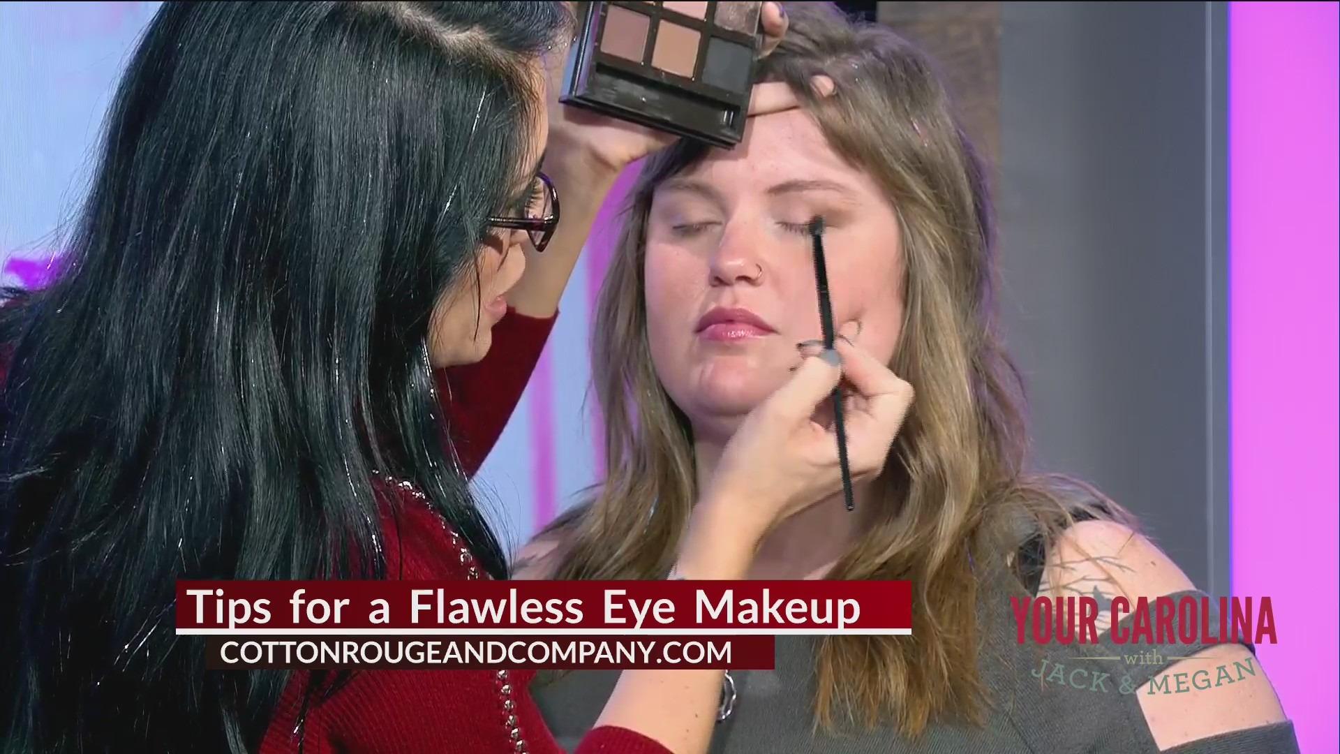 Work It Wednesday - Flawless Eye Makeup