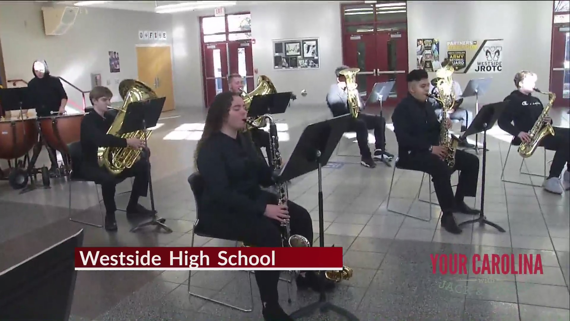 Meet Westside High School Band