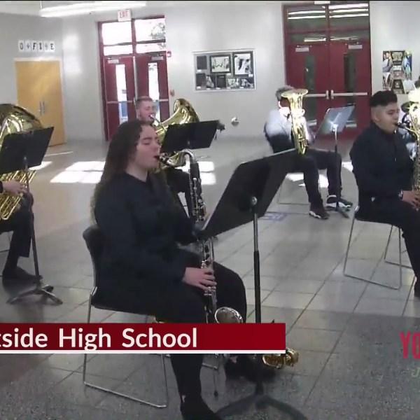 Meet Westside High School Band