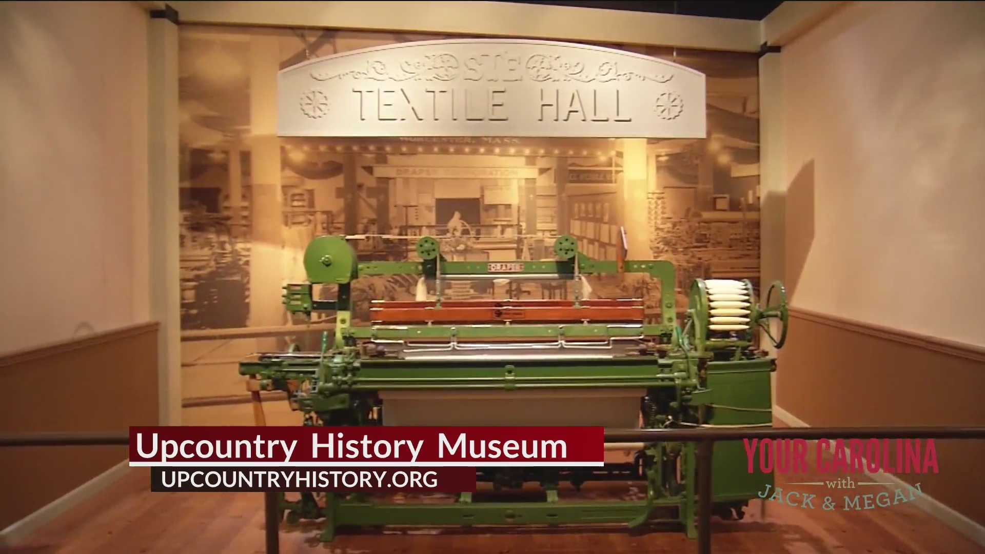 Upcountry History Museum - Preserving the History of Upcountry South Carolina