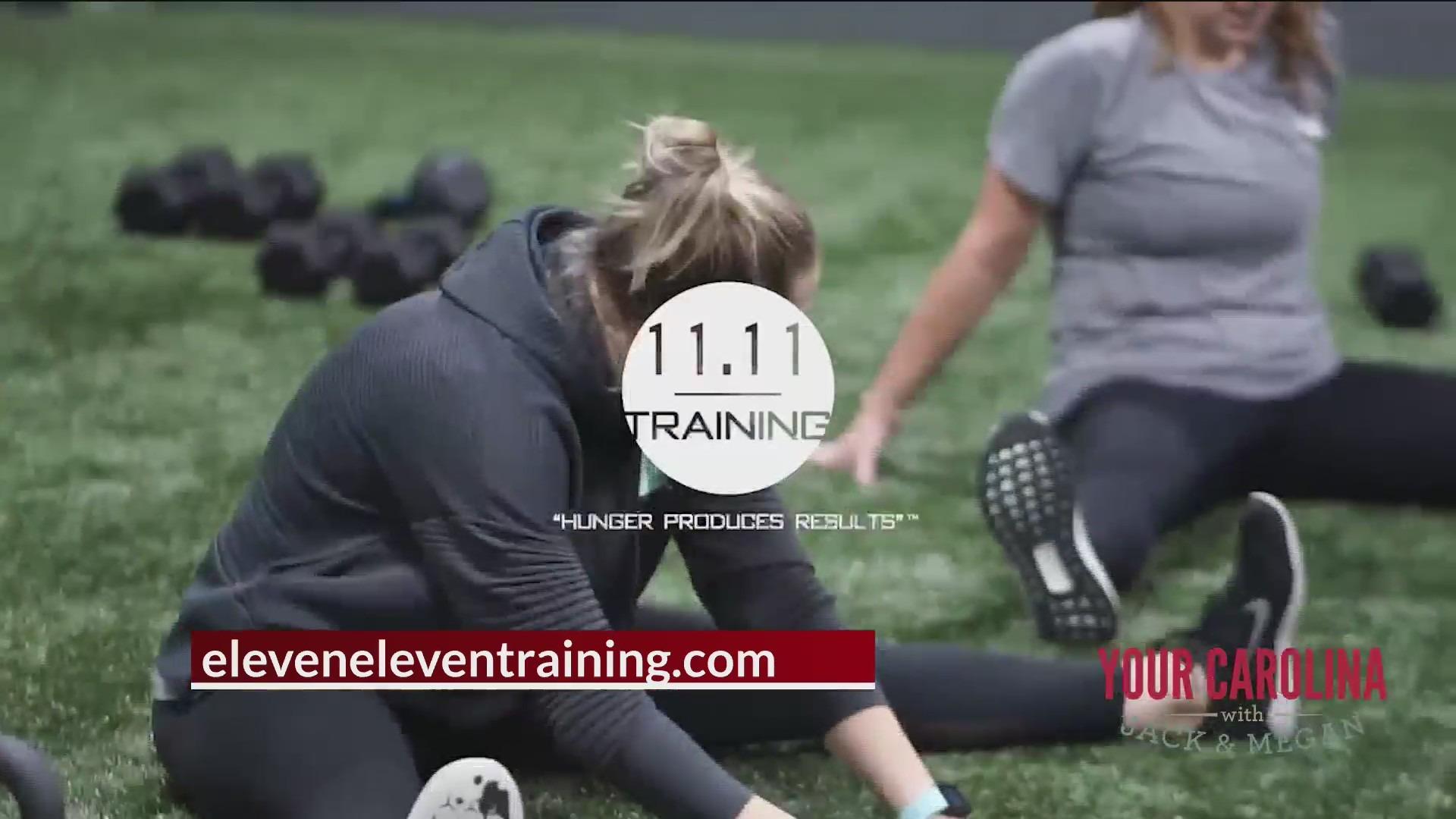 Move it Monday - 11.11 Training