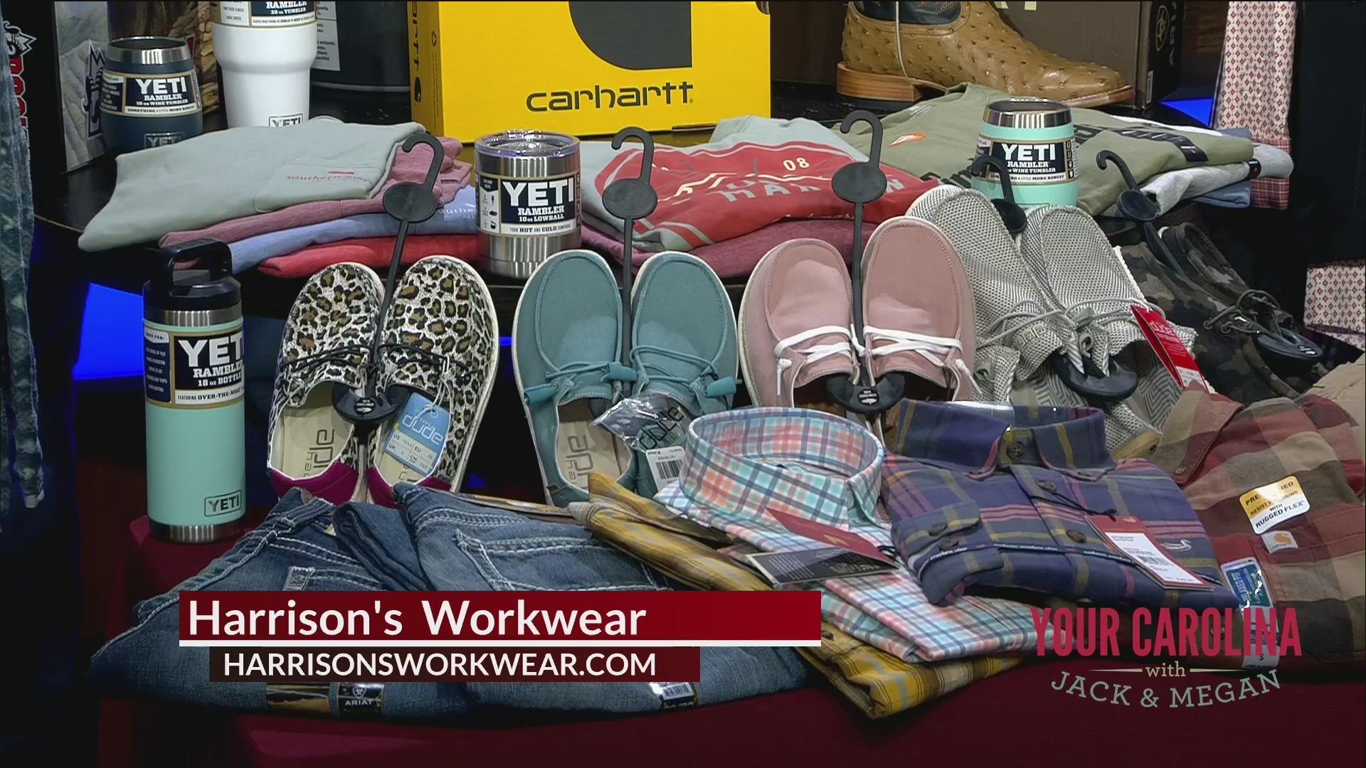 Harrison's Workwear