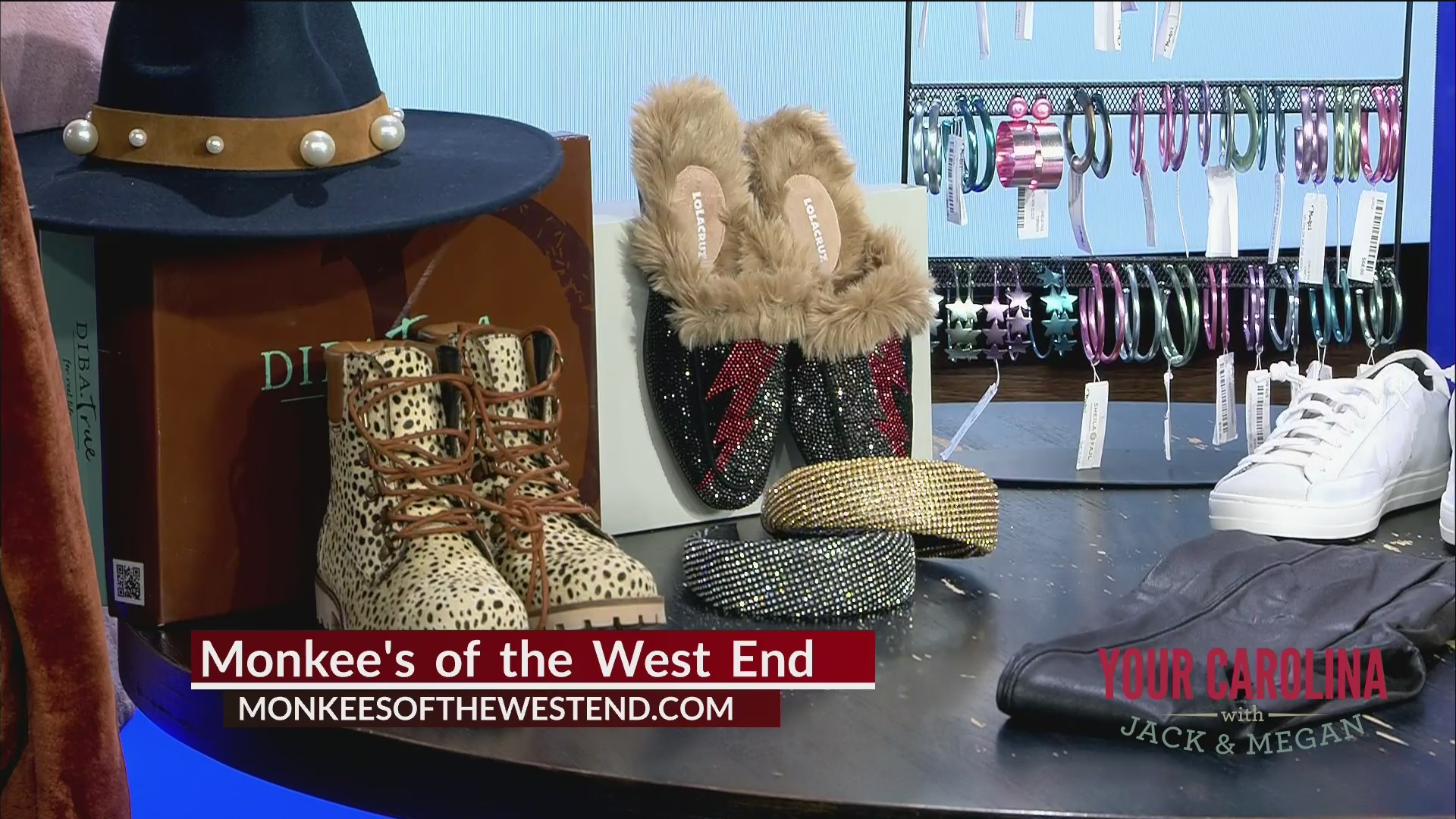 Monkee's of the West End - Holiday Shopping