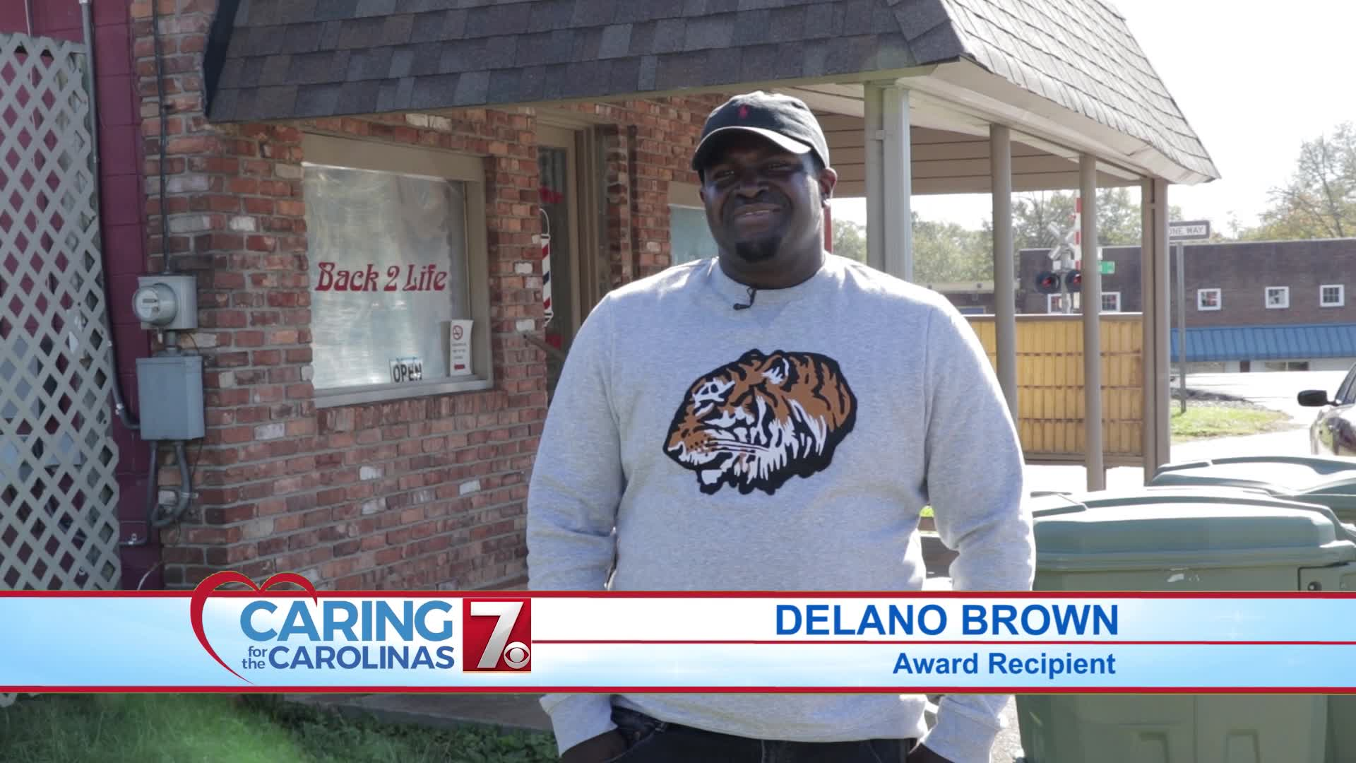 Delano Brown