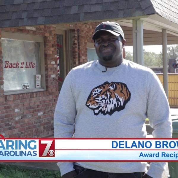 Delano Brown