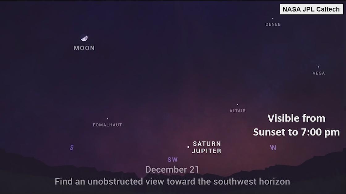 Christmas Comet 2021 Cincinnati Christmas Star Visible Tonight In Rare Phenomenon