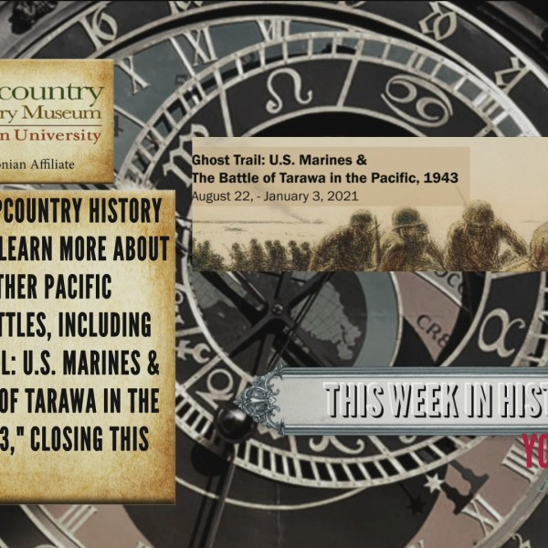 This Week In History - President Truman Signed Presidential Proclamation 2714