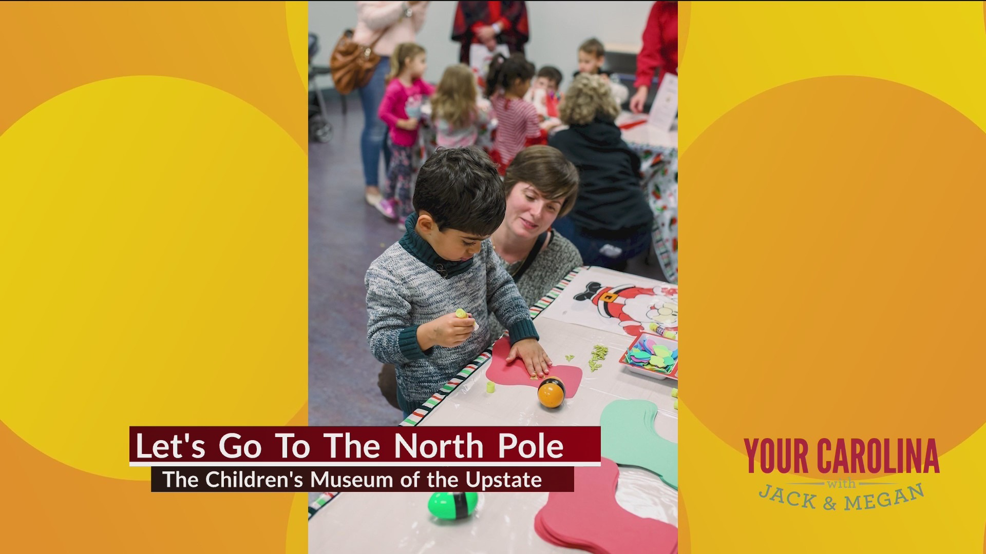 Let's Go To The North Pole