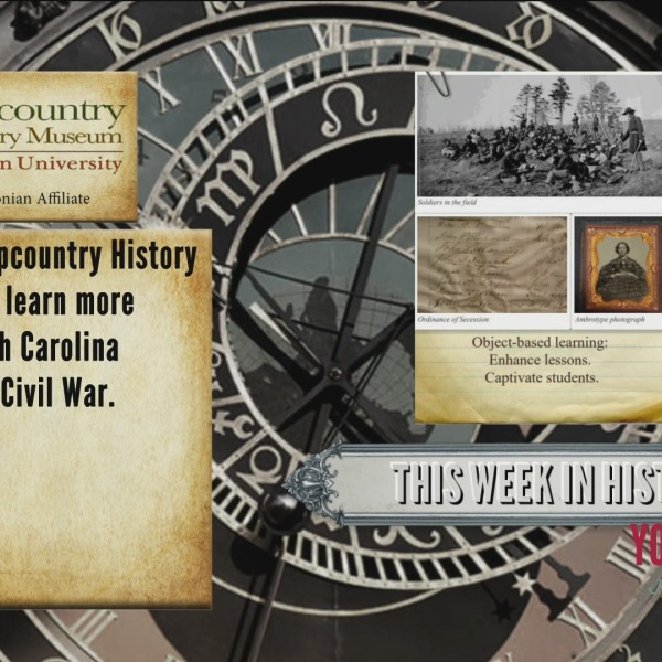 This Week in History - The Beginning of the Battle of Fort Sumter