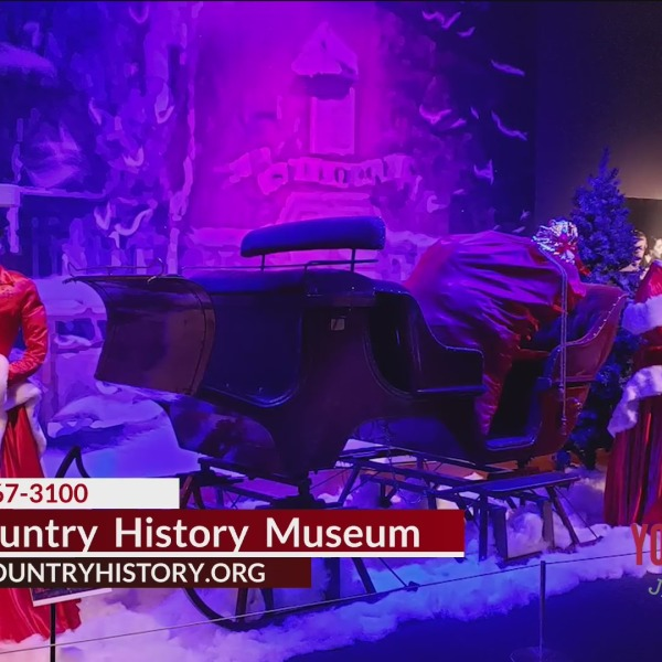 White Christmas at Upcountry History Museum