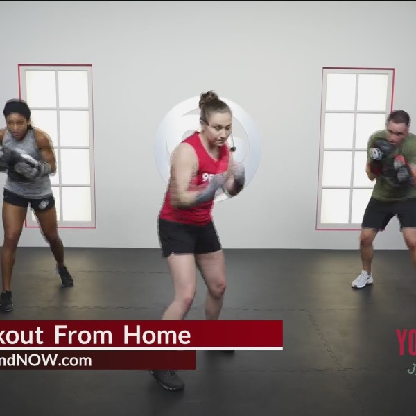 Move It Monday - Workout From Home With 9Round