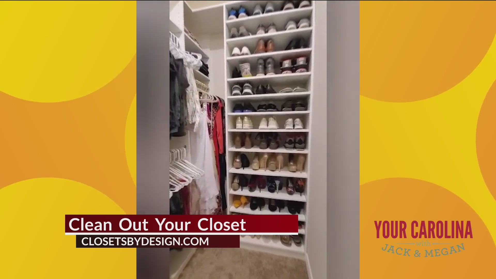Ways To Slim Down Your Closet