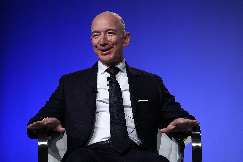 Jeff Bezos, Amazon's founder, will step ...