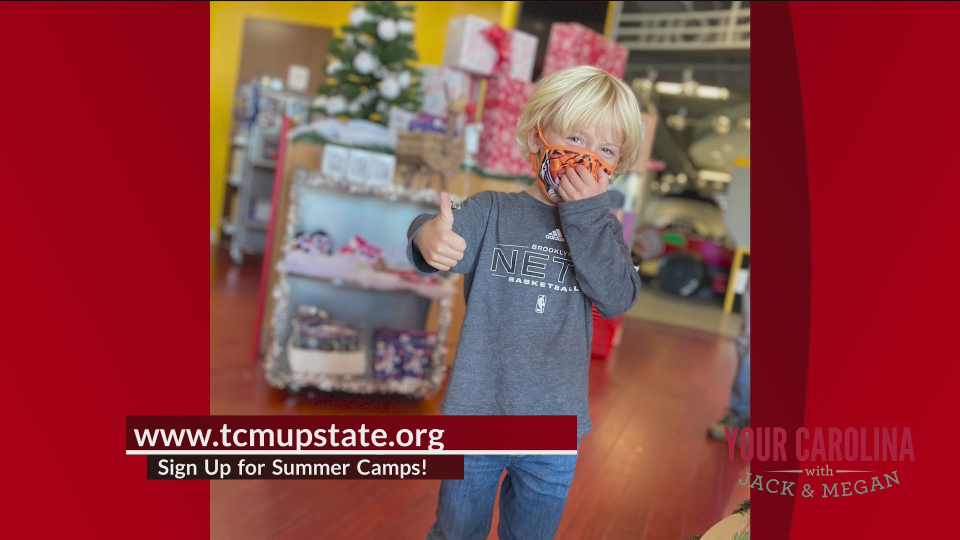 Summer Camps at The Children's Museum of the Upstate