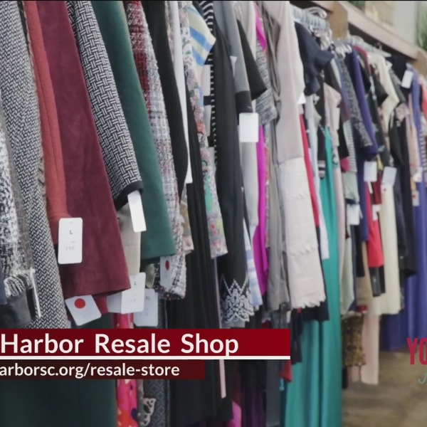 Fashion Trend Tuesday - Inside Safe Harbor's Resale Shop