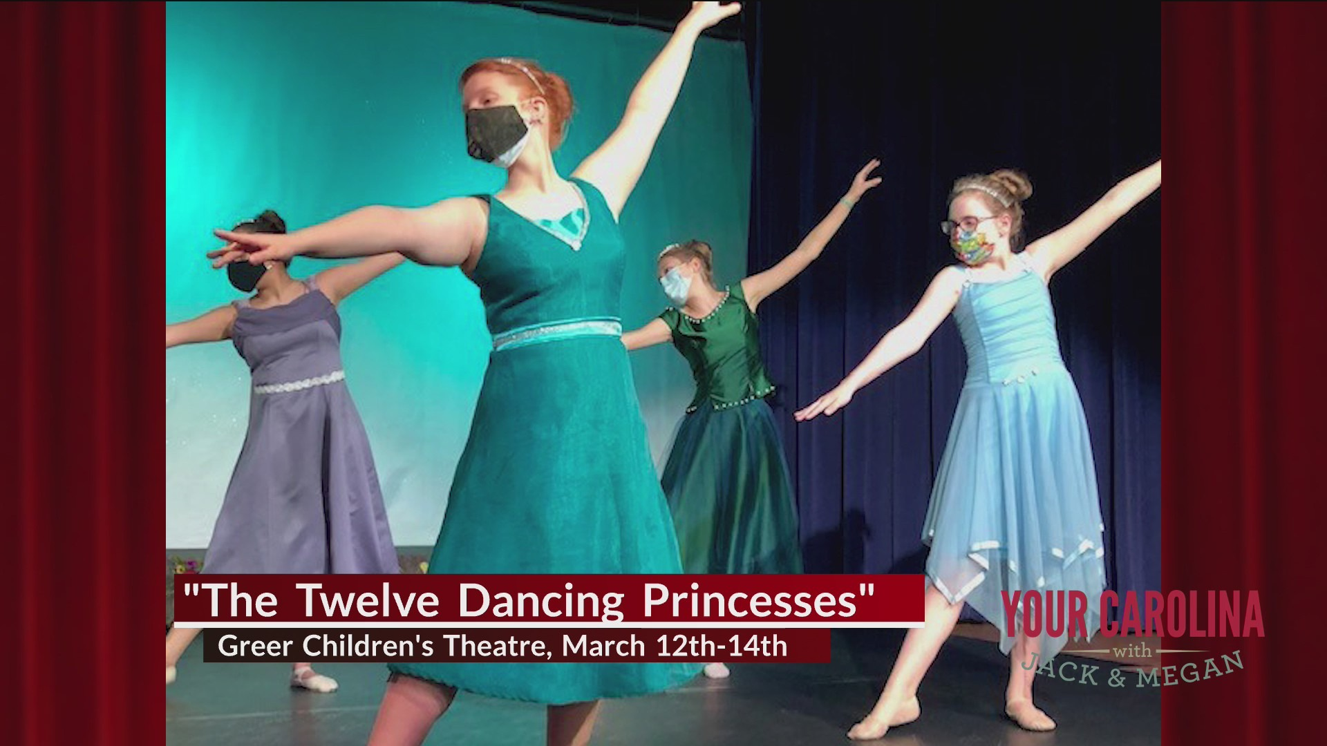 """Twelve Dancing Princesses"""