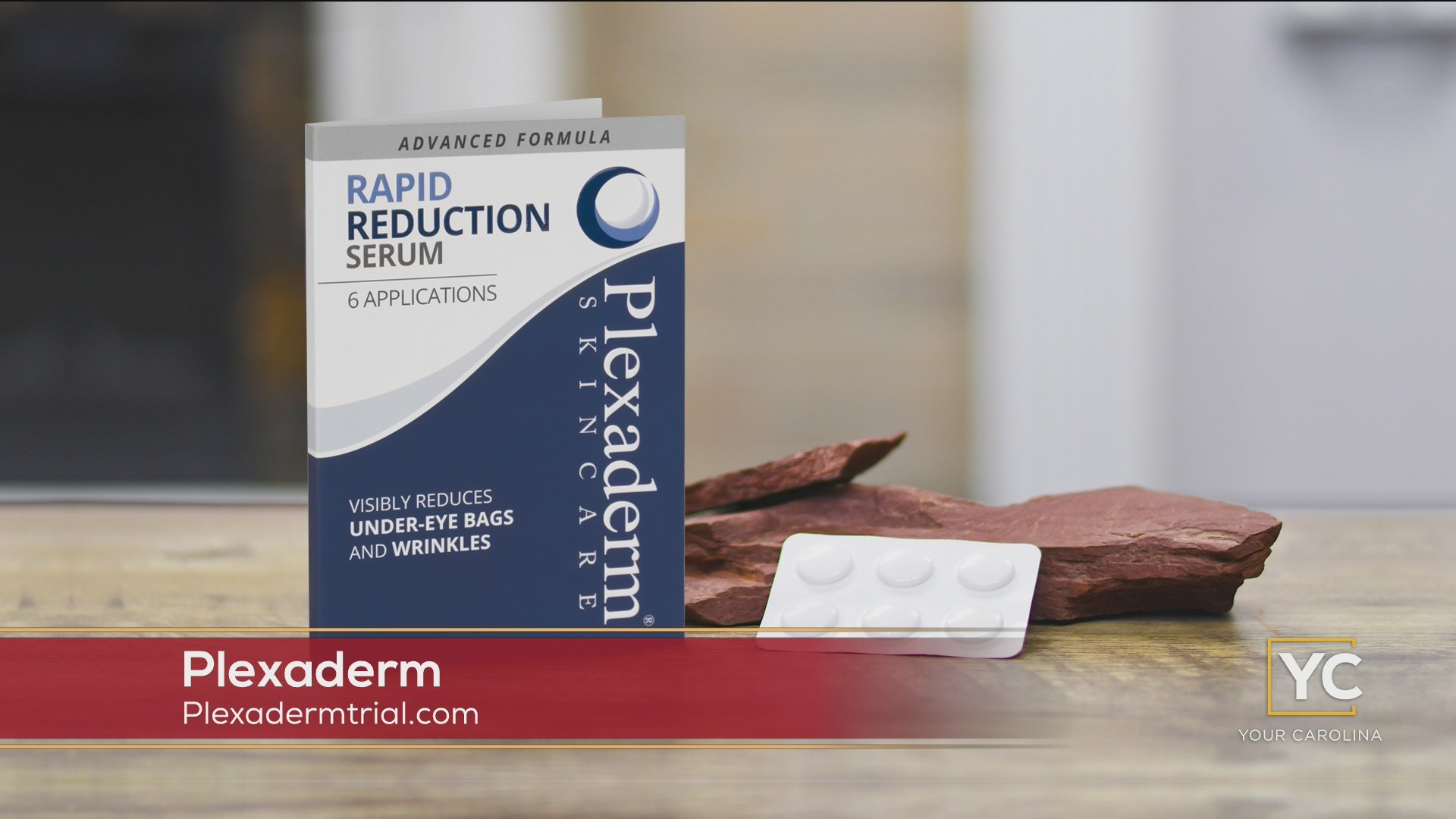 Look Younger In Just Minutes With Plexaderm
