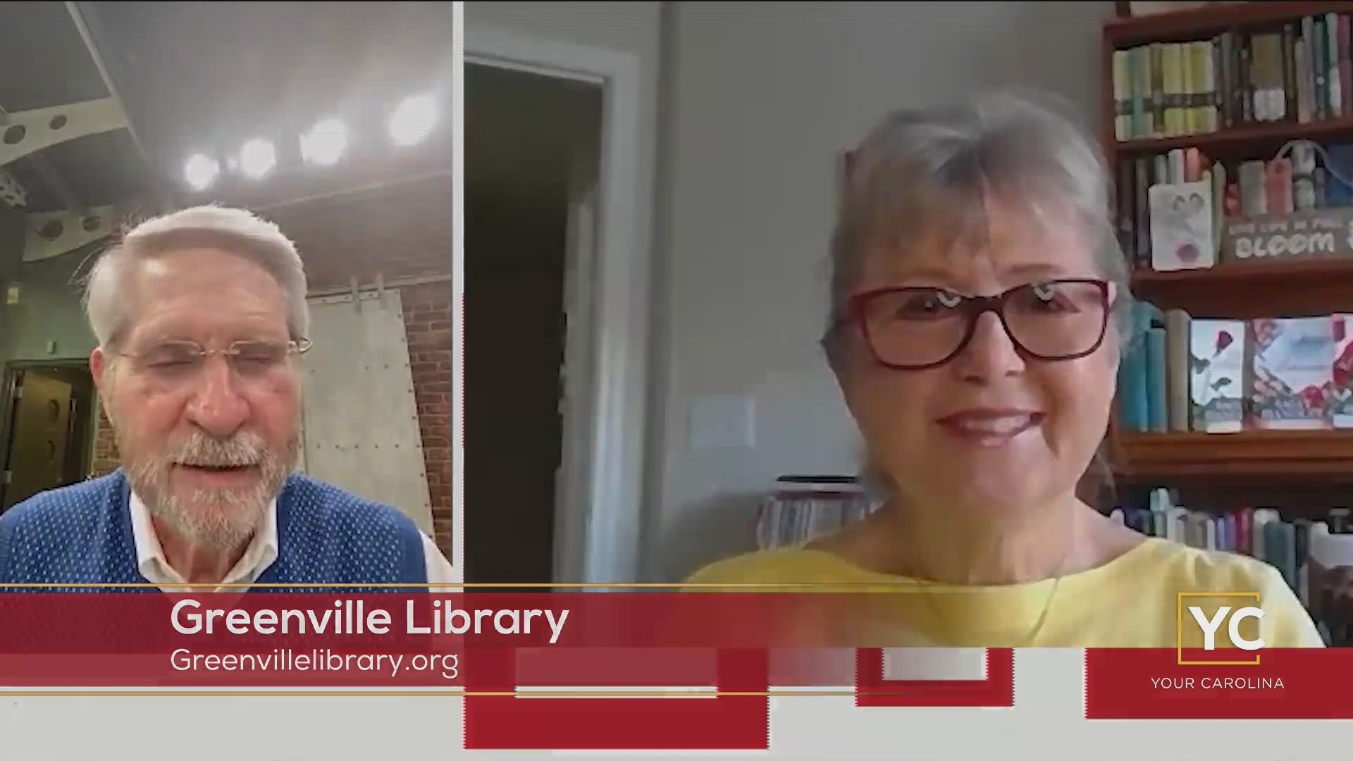 Double-Feature Virtual Event with Sally Handley