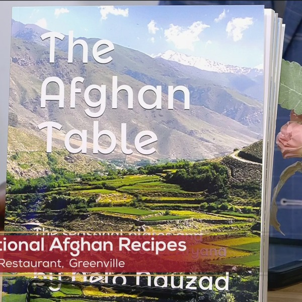 New Cookbook Celebrating Traditional Afghan Recipes