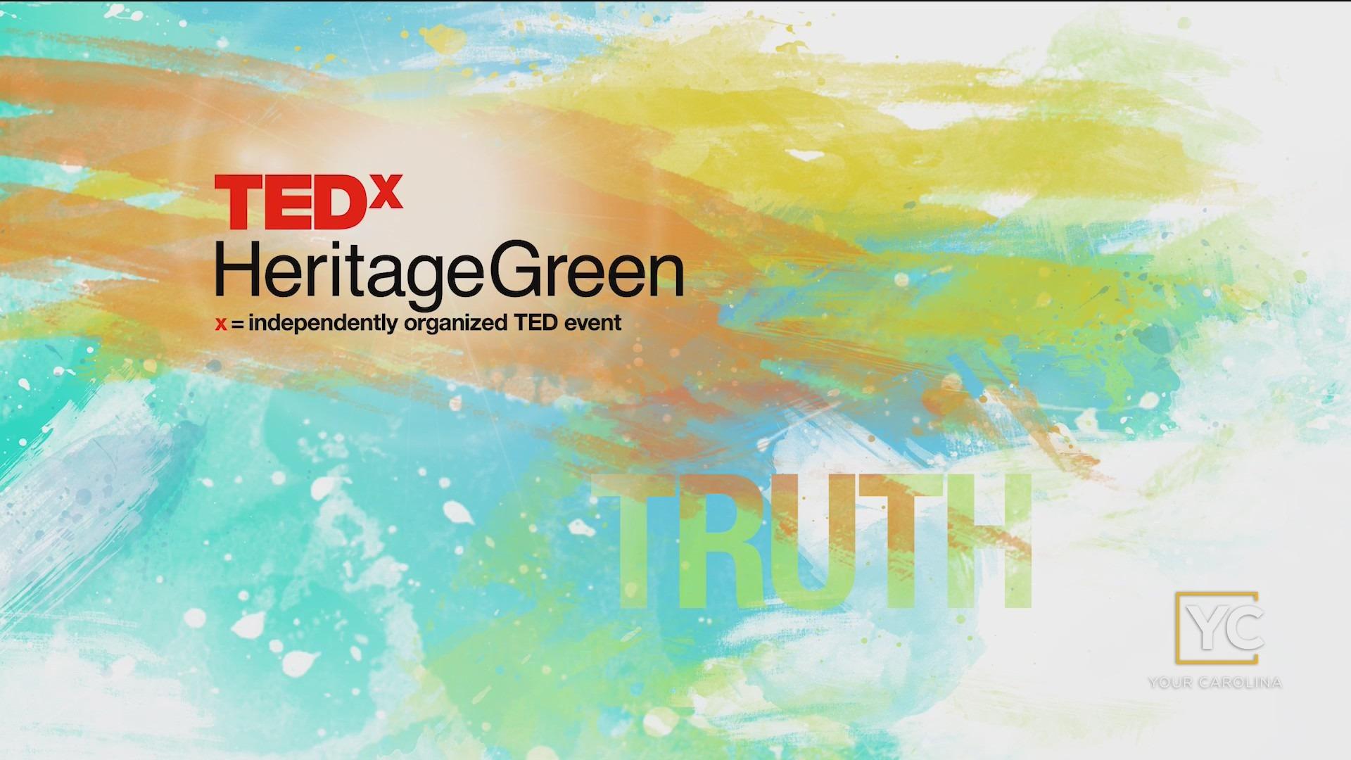 TEDx Heritage Green