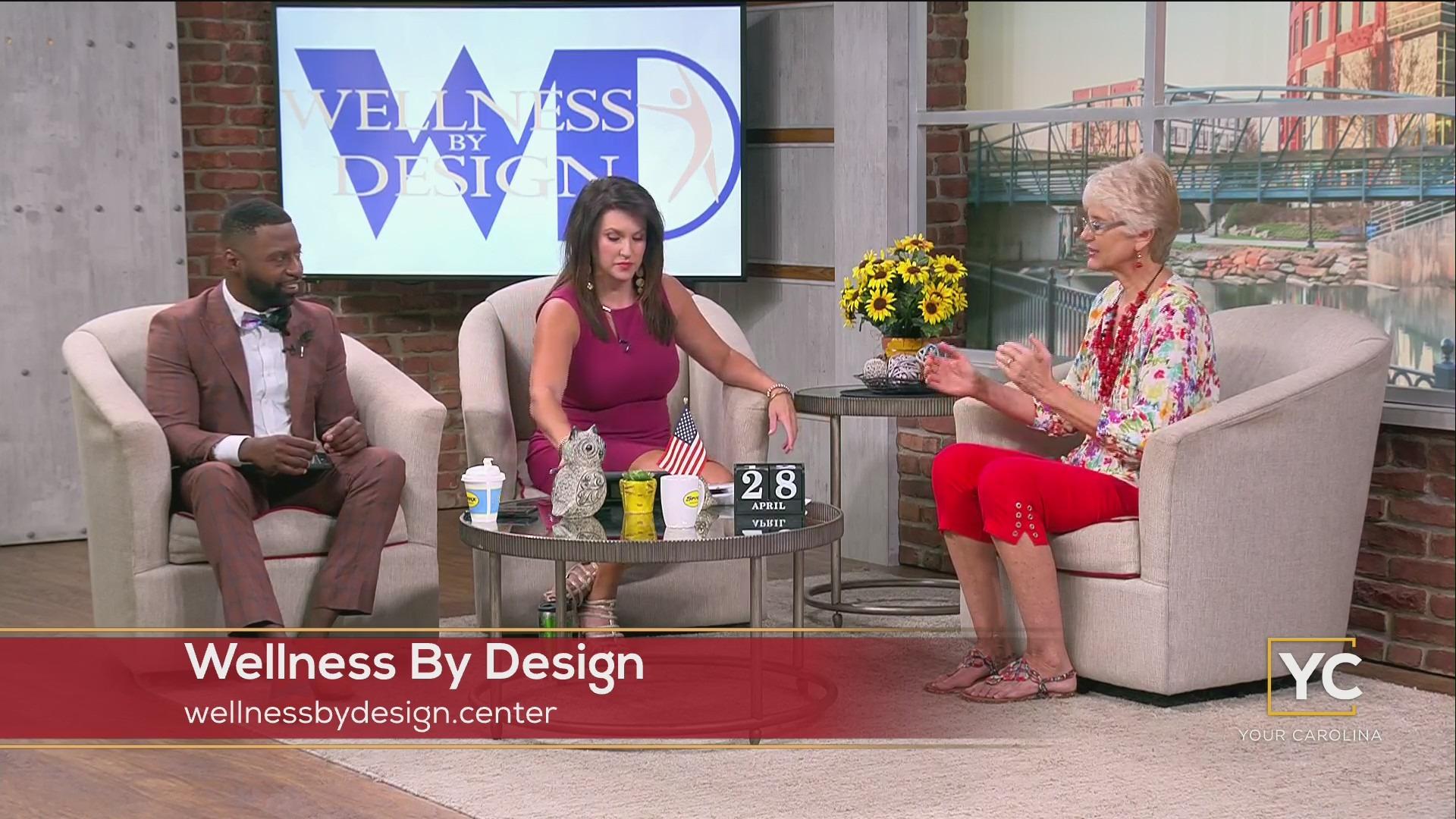 Wellness By Design - Stem Cells Rejuvenate