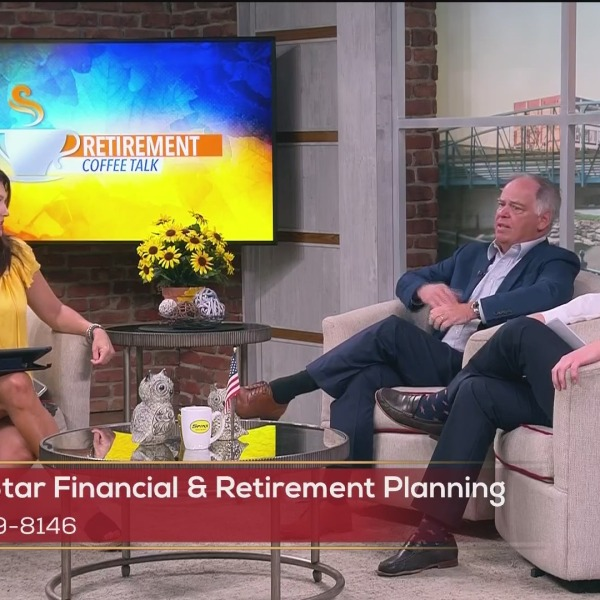 Retirement Coffee Talk - Are You On The Right Track?
