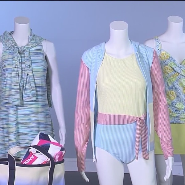 Swimsuit Fashions for Spring and Summer