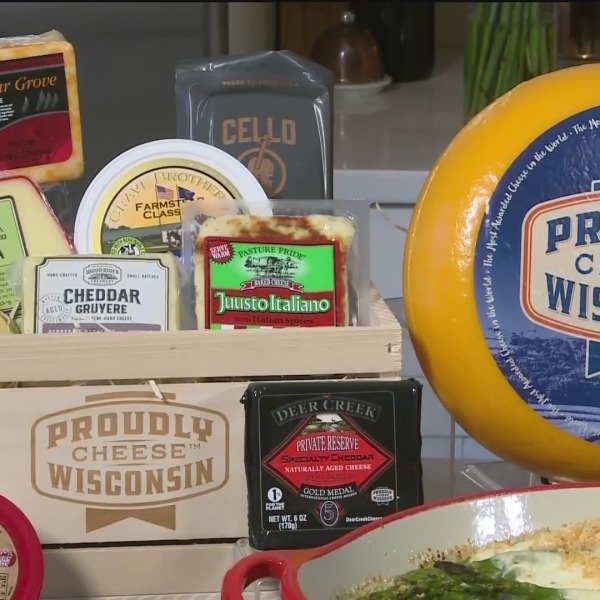 Celebrate Cheese Month With These Wisconsin Cheese Recipes