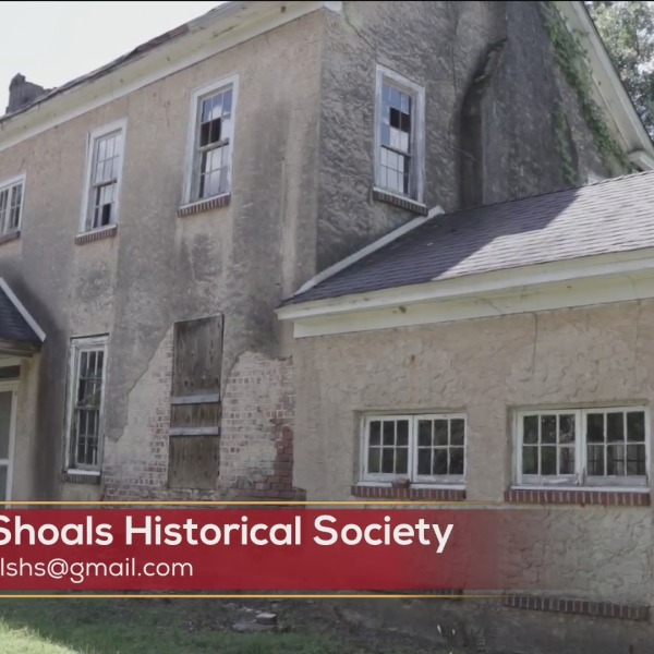 Fork Shoals Historical Society working to save Greenville County's oldest brick structure
