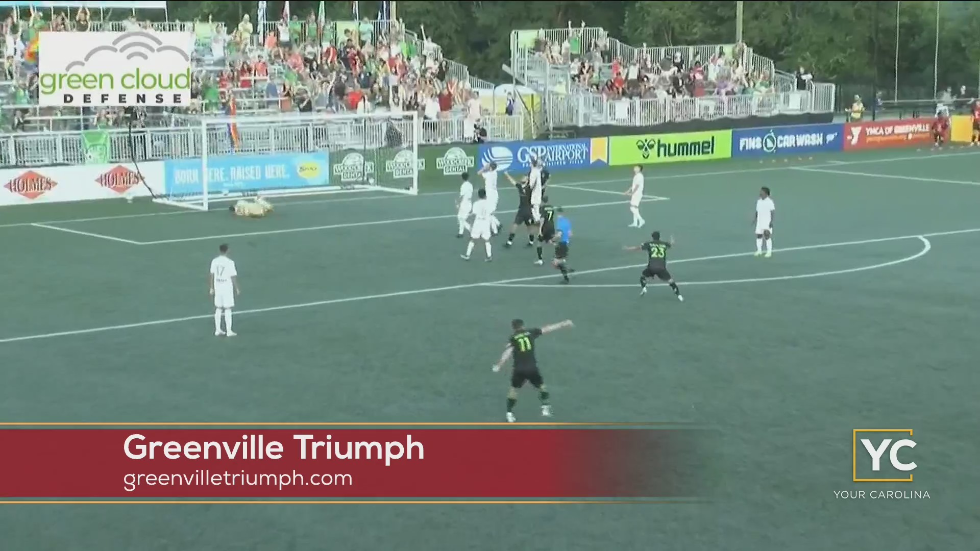 Greenville Triumph Changing The Landscape of Professional Soccer