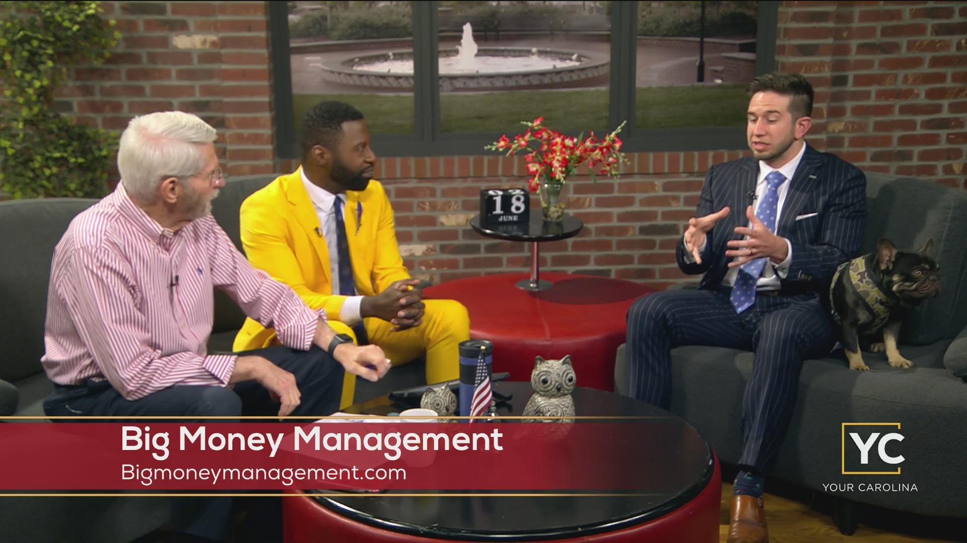 Big Money Management - Is Your Retirement Portfolio At Risk