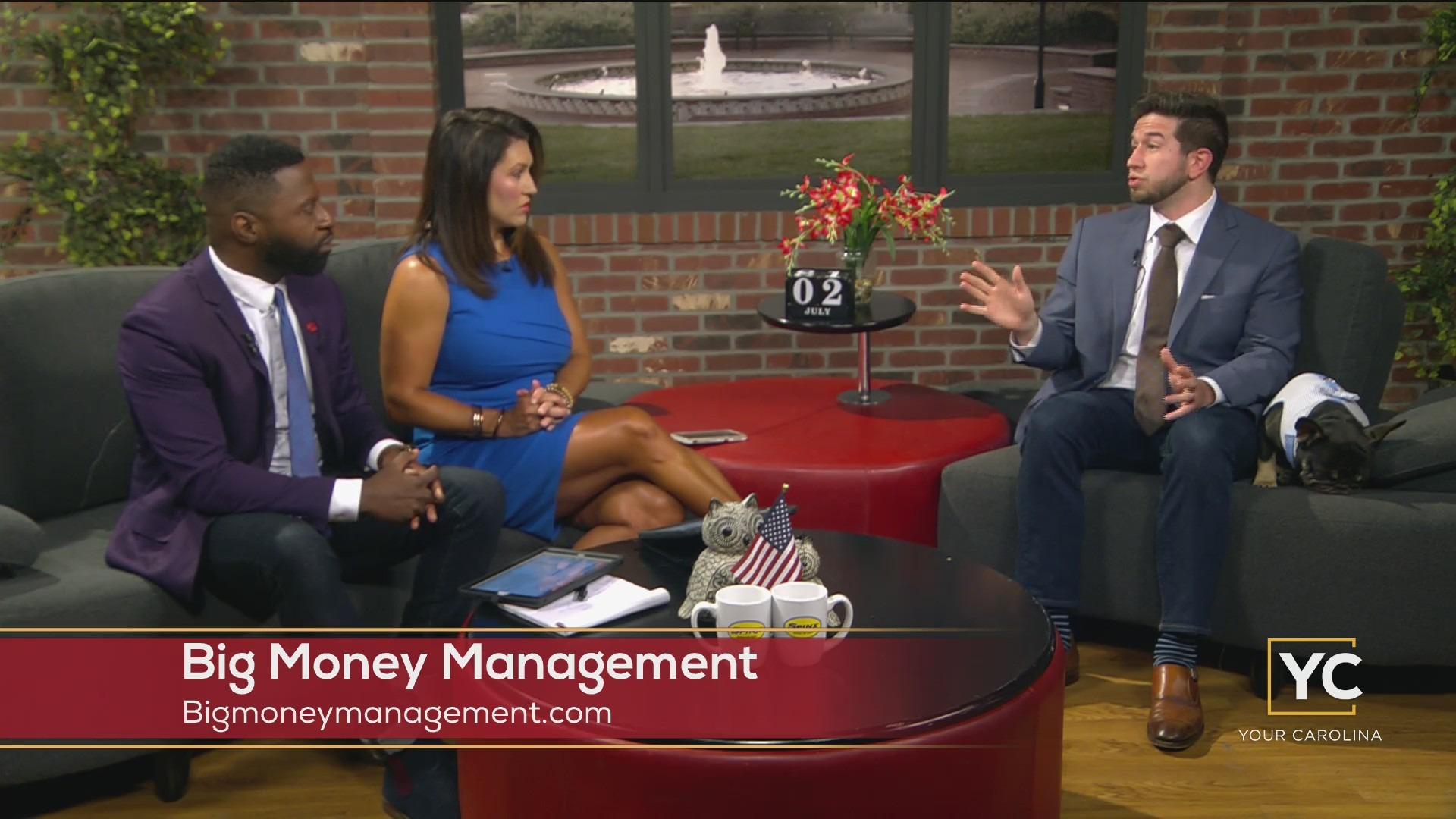 Big Money Management - Getting Your Finances on Track