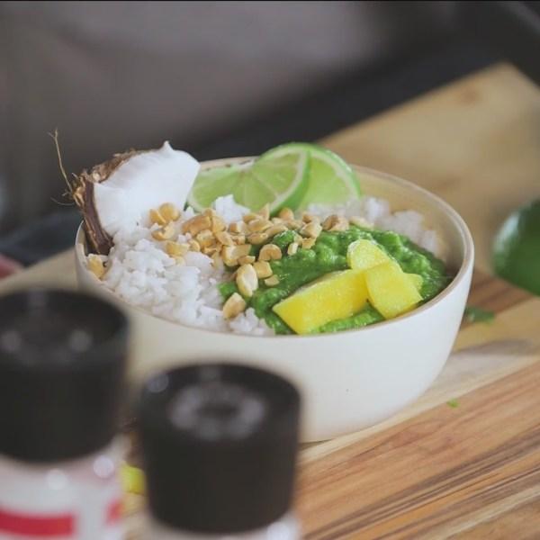 Chef's Kitchen - Green Rice
