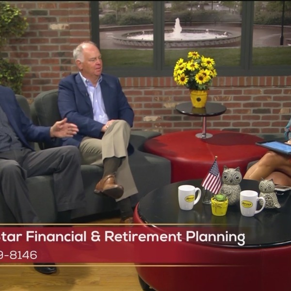 """Retirement Coffee Talk - """"Buy and Hold"""" Investing"""