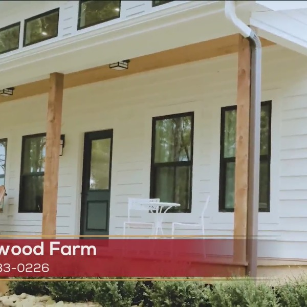 Edgewood Farm offers unique event space along the shores of Lake Hartwell