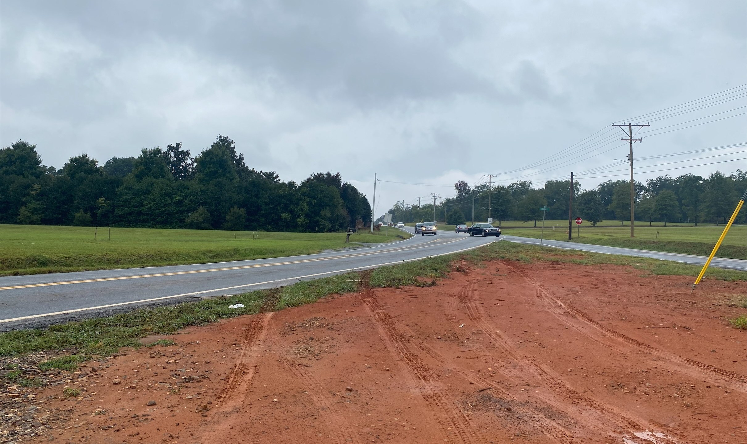 Roper Mountain Road Improvements