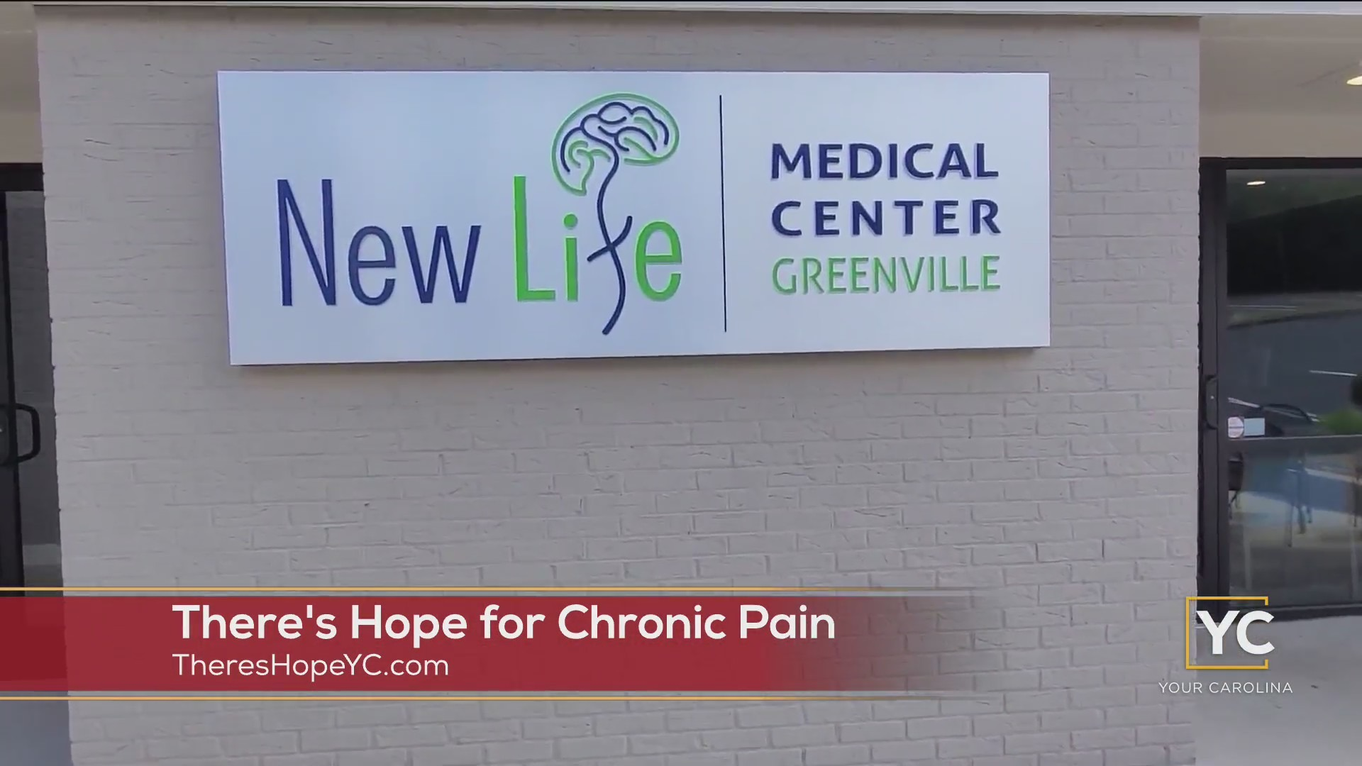 New Life Medical Centers - There's Hope for Chronic Pain