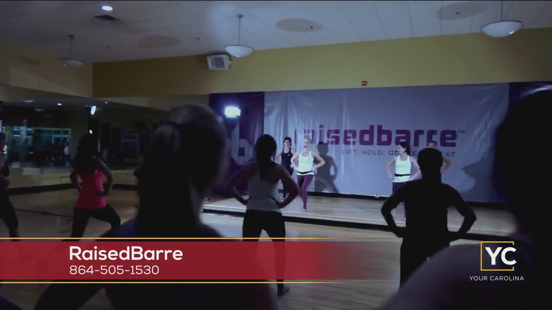 Work it Monday - RaisedBarre