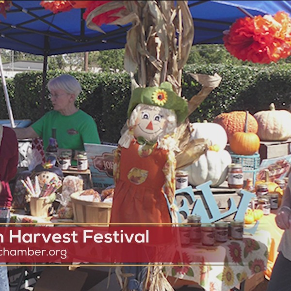 39th Inman Harvest Day Festival