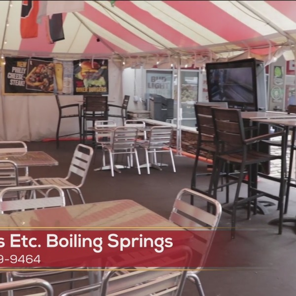 What Is New At Wings Etc. in Boiling Springs