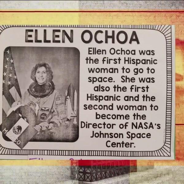 Hispanic Heritage Month - EP Todd Elementary School