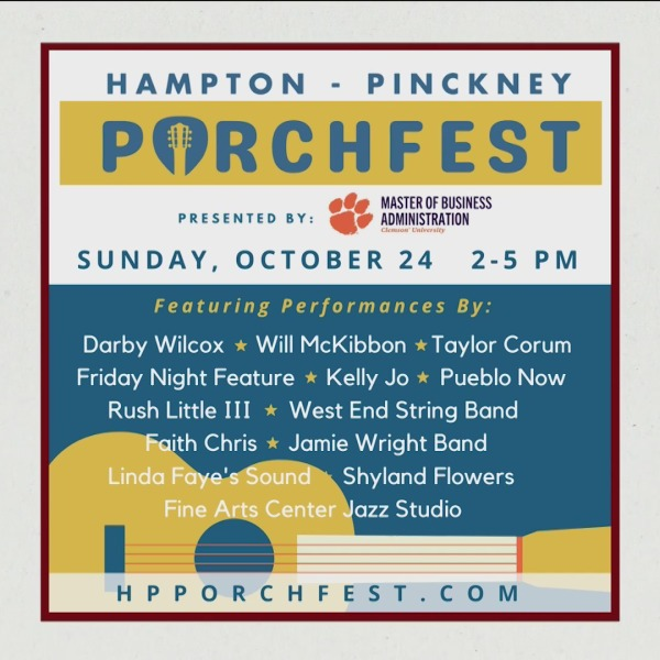 Hampton-Pinckney PorchFest